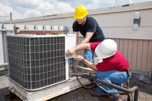 HVAC-technical-field-work